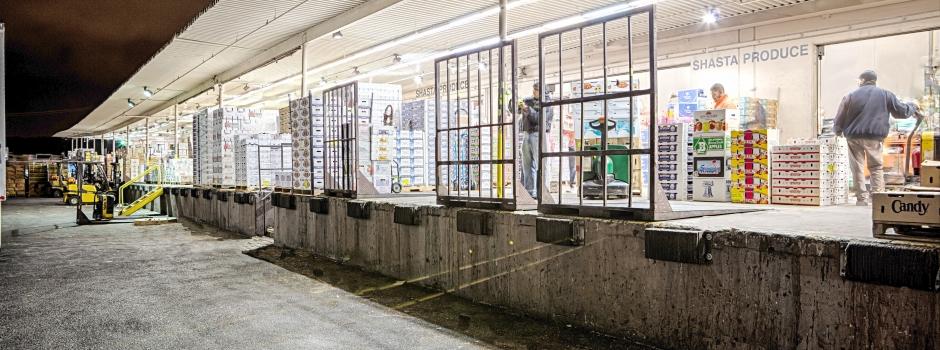 Shasta Produce Open Market