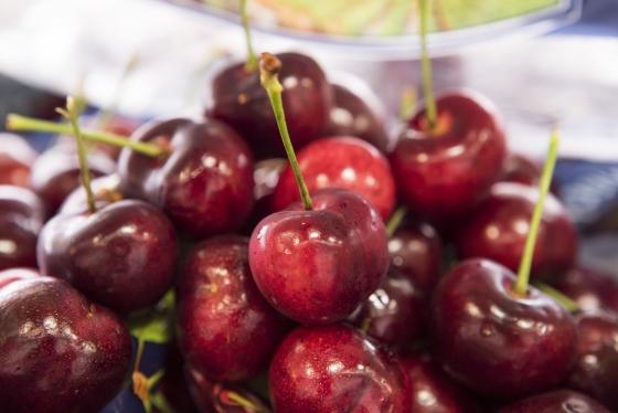 Red Tulare Cherries