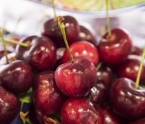 Red Tulare Cherries