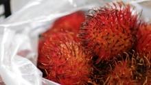The Market Review - Rambutan & Lychee