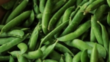 The Market Review - Organic Bananas & English Peas