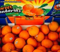 Sweet Mandarins